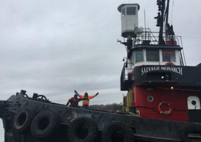 Tug Boat & Salvage
